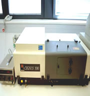 Espectrofotómetro  FT-IR MATTSON, modelo CYGNUS-100 UPGRADE TO 4326